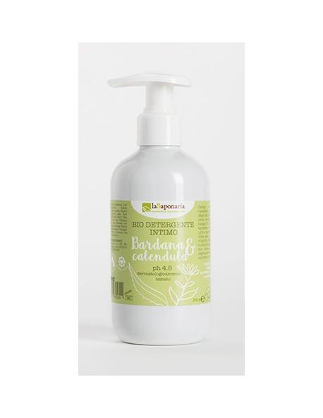 La Saponaria - Detergente intimo - Bardana e Calendula
