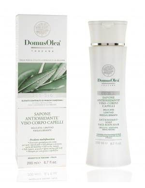 Domus Olea Toscana - Sapone Antiossidante Viso Corpo Capelli