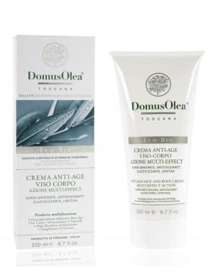 Domus Olea Toscana - Crema anti-age viso corpo Multieffect