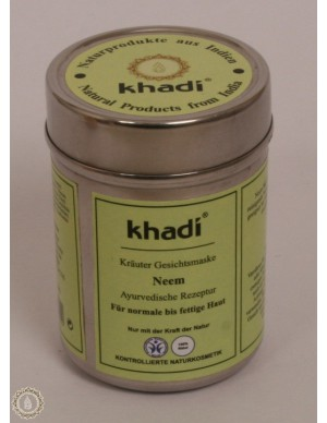Khadi - Maschera viso al Neem