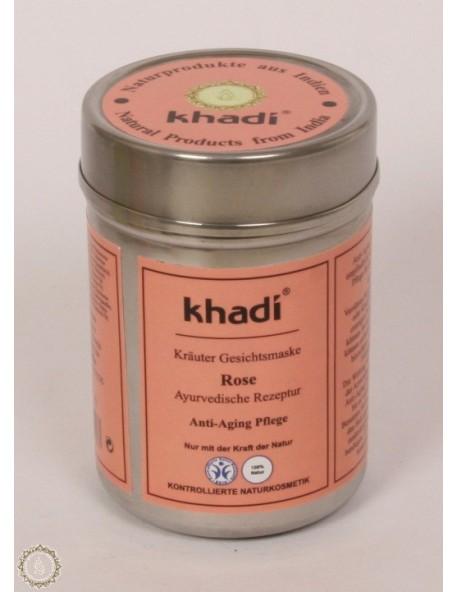 Khadi - Maschera Viso alla Rosa
