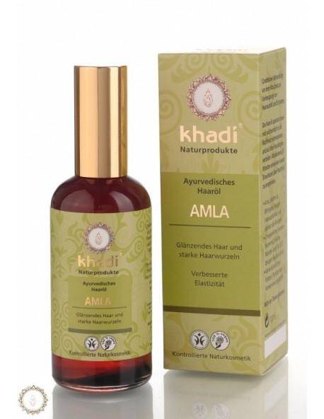 Khadi - Olio all'Amla per Capelli