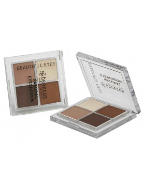 Benecos - Natural Quattro Eyeshadow