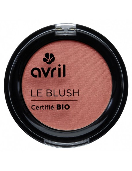 Avril - Blush Certifié Bio