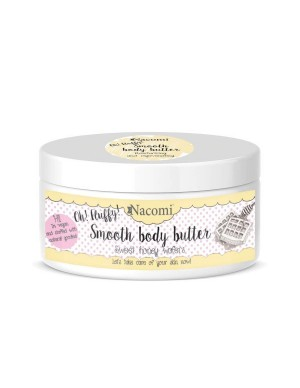 Nacomi - Smooth Body Butter Sweet Honey Wafers