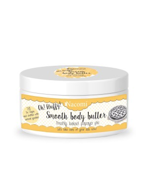 Nacomi - Smooth Body Butter Freshly Baked Papaya Pie