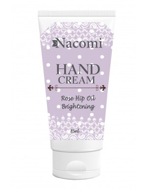 Nacomi - Brightening Hand Cream