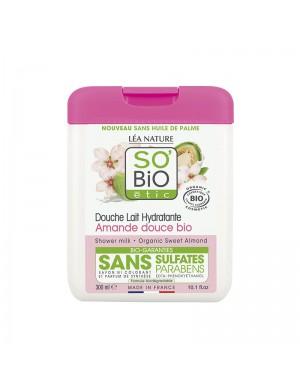So'Bio Etic - Doccia Crema - Mandorle e Miele - Idratante