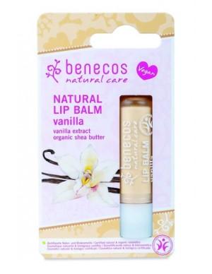 Benecos - Balsamo labbra -...