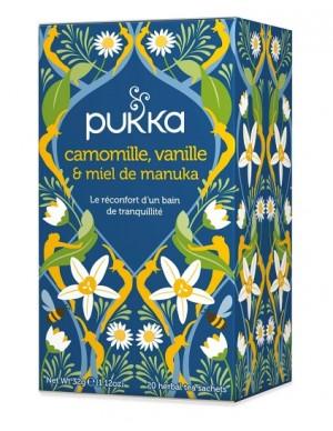 Pukka - Chamomile vanilla &...