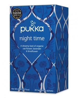 Pukka - Night time
