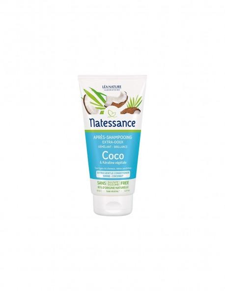 Natessance - Balsamo extra delicato Cocco & Cheratina