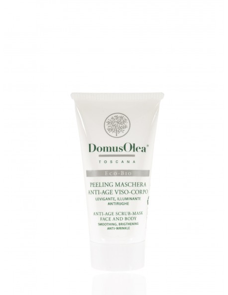 Domus Olea Toscana - Peeling Maschera anti-age viso corpo
