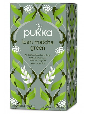Pukka - Lean Matcha Green