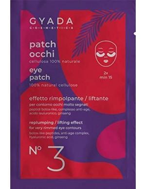 Gyada Cosmetics - Patch Occhi n.3 - Rimpolpante / Effetto Lifting