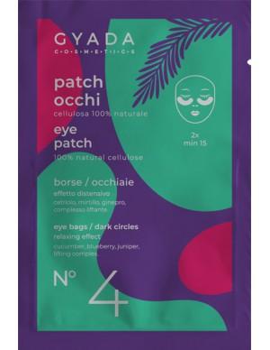 Gyada Cosmetics - Patch Occhi n.4 - Borse / Occhiaie