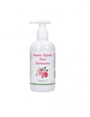 Antos - Sapone Liquido alla Rosa Damascena