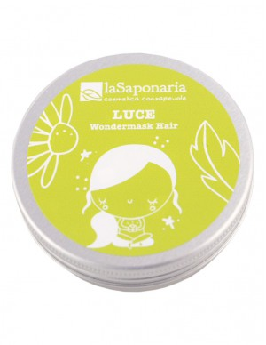 La Saponaria - Wondermask Hair Luce