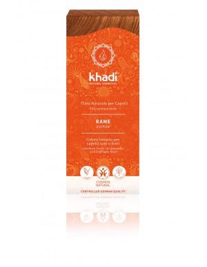 Khadi - Tinta Naturale per Capelli - Rame