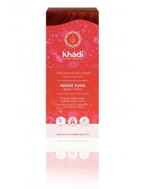 Khadi - Tinta Naturale per Capelli - Henné Puro