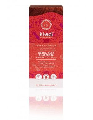 Khadi - Tinta Naturale per Capelli - Henné, Amla & Jatropha