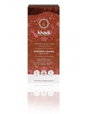 Khadi - Tinta Naturale per Capelli - Castano Chiaro