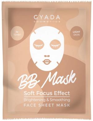 Gyada Cosmetics - BB Mask Soft Focus Effect - Light Skin