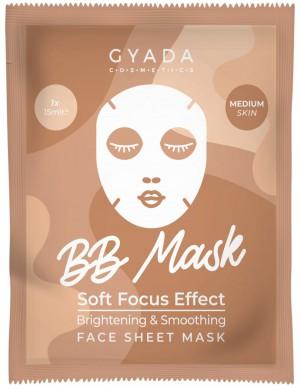 Gyada Cosmetics - BB Mask Soft Focus Effect - Medium Skin