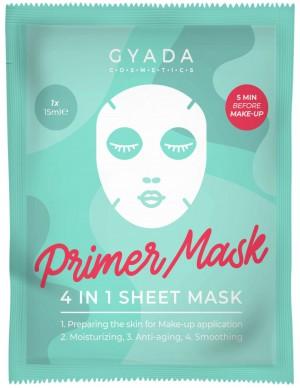 Gyada Cosmetics - Primer Mask - 4in1 Sheet Mask